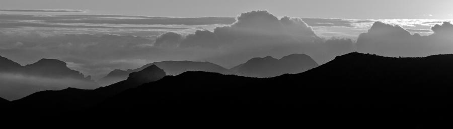 Arizona view by Atom Crawford