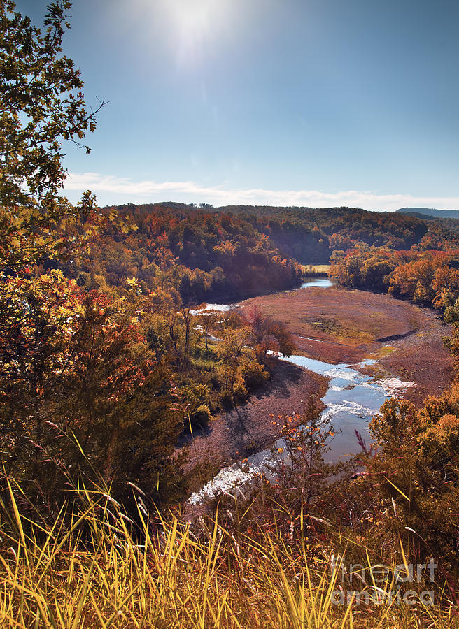 Arkansas Photograph - Arkansas Valley by Brandon Alms