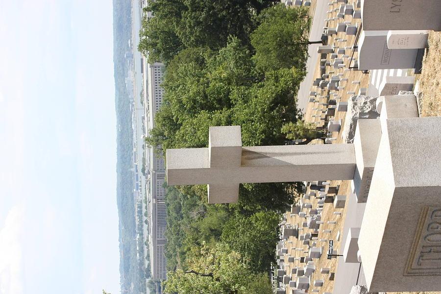 Arlington Photograph - Arlington National Cemetery - 121226 by DC Photographer