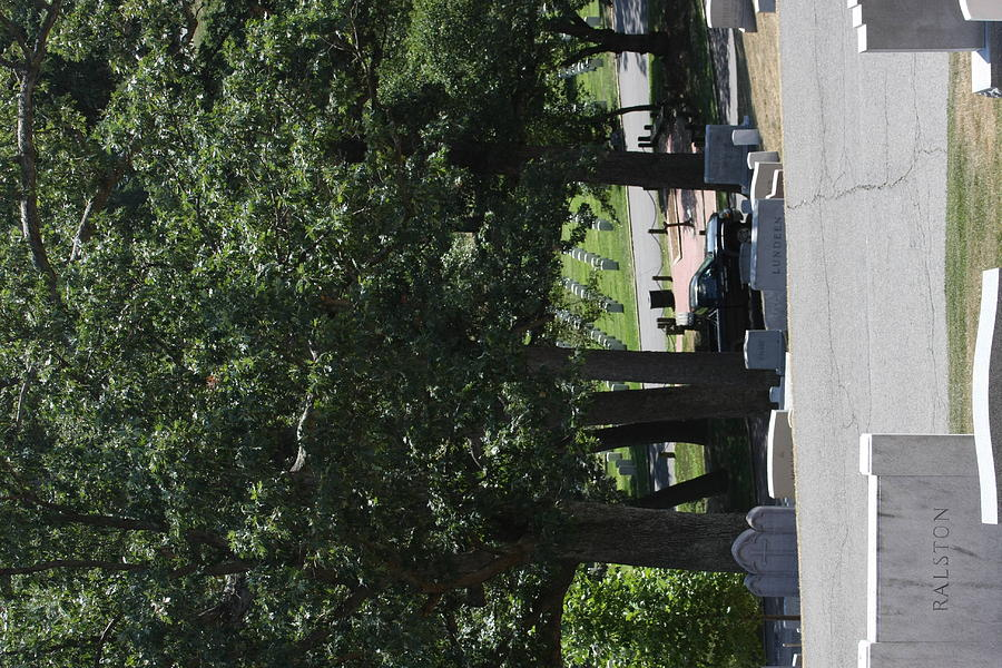 Arlington Photograph - Arlington National Cemetery - 121233 by DC Photographer