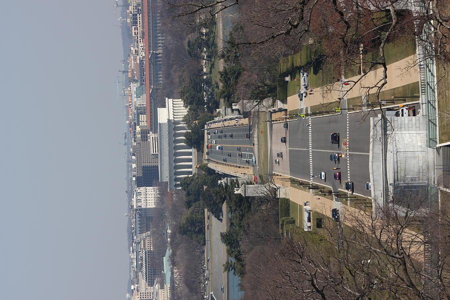 Arlington Photograph - Arlington National Cemetery - View From Arlington House - 12121 by DC Photographer