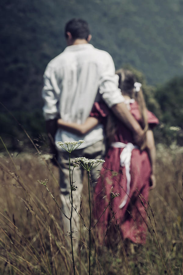 Man Photograph - Arm In Arm by Joana Kruse