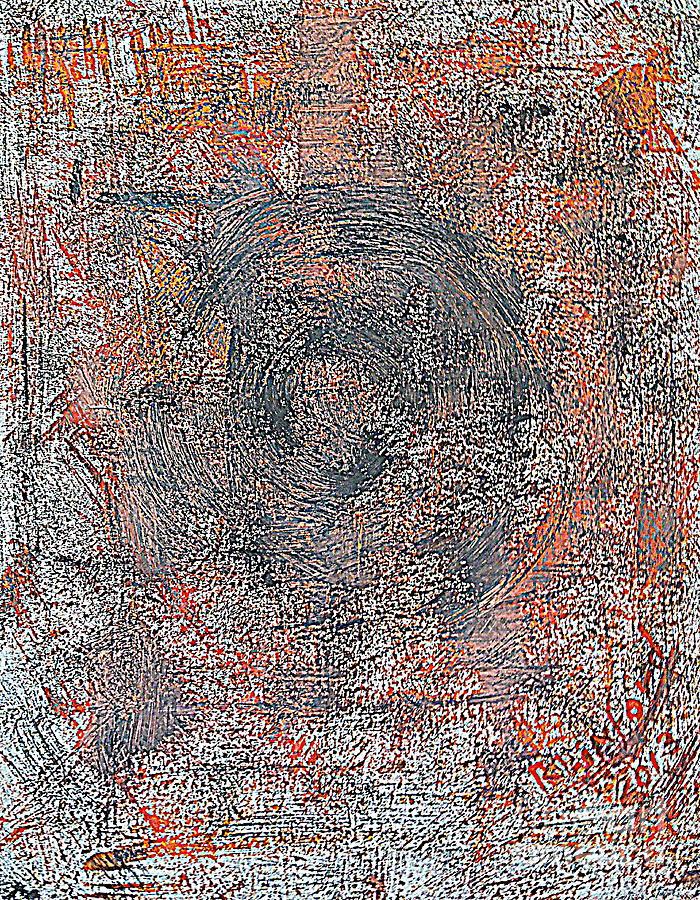 Armageddon Painting - Armageddon 8 by Richard W Linford