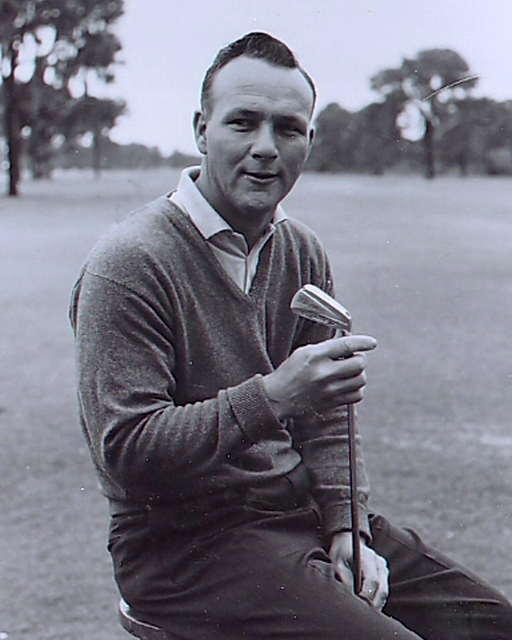 Classic Photograph - Arnold Palmer by Retro Images Archive