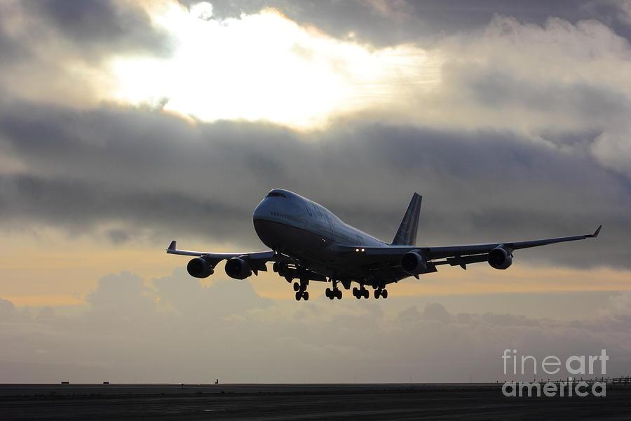 Arrival by Alex Esguerra