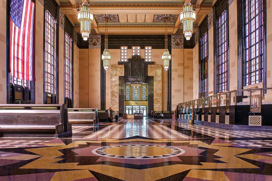 Hall Art Deco