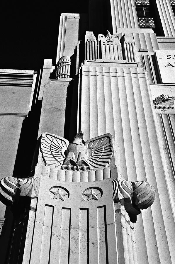 Art Deco Photograph - Art Deco by Larry Butterworth