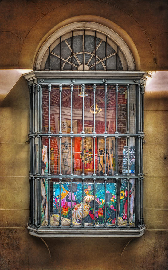 Window Photograph - Art For Sale by Brenda Bryant