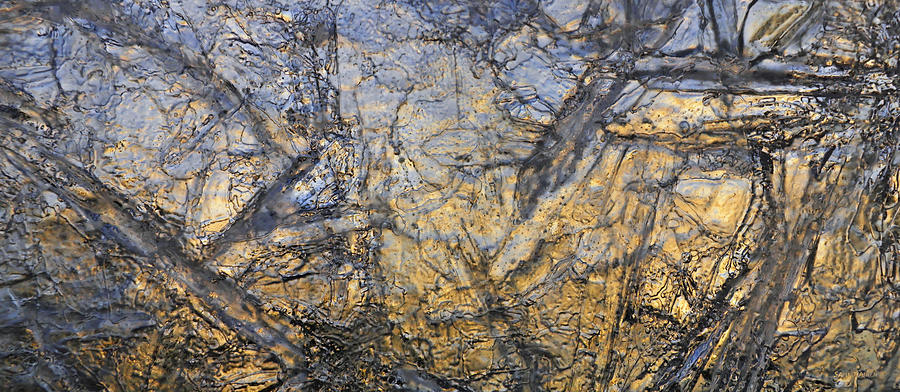 Art Of Ice Photograph - Art Of Ice 3 by Sami Tiainen
