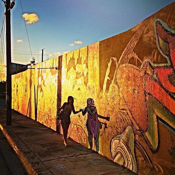 artbasel2013 #art #design #miami Photograph by Eddie Vanderwerff