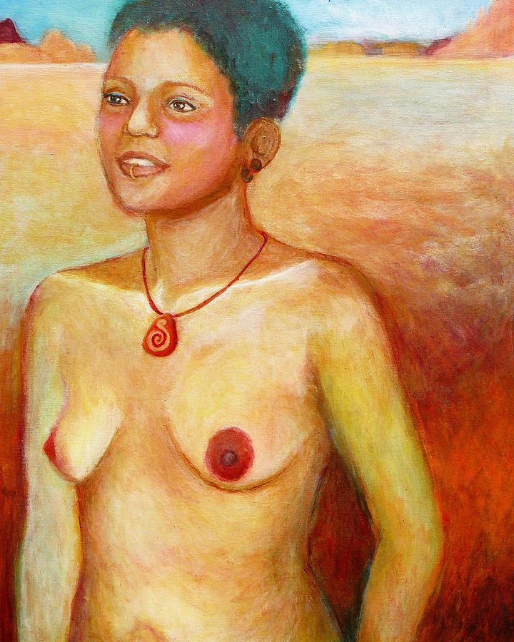 Artemis Painting - Artemis by Deenie Wallace