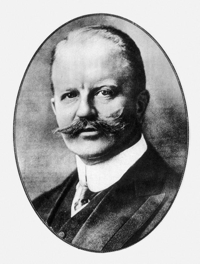 1916 Photograph - Arthur Zimmermann (1864-1940) by Granger