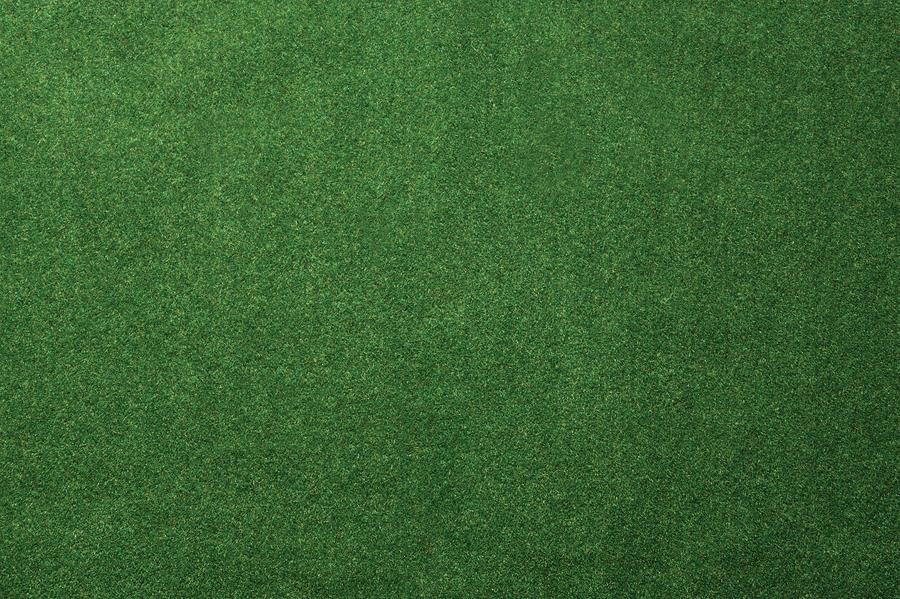 Artificial Grass Texture Photograph by MirageC