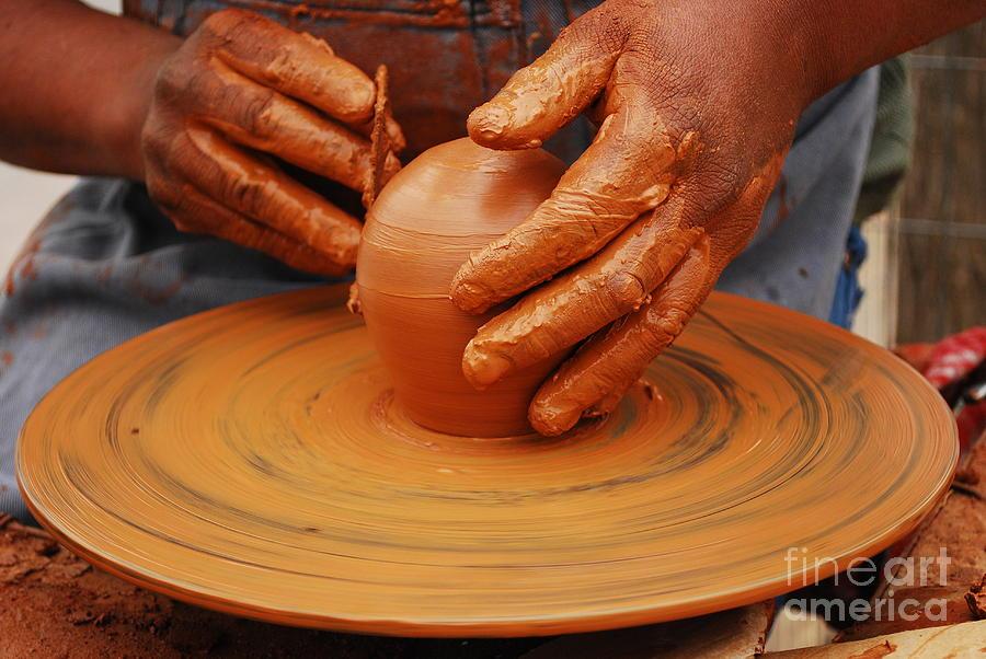 Artisan Photograph - Artisan Hands by Susan Hernandez