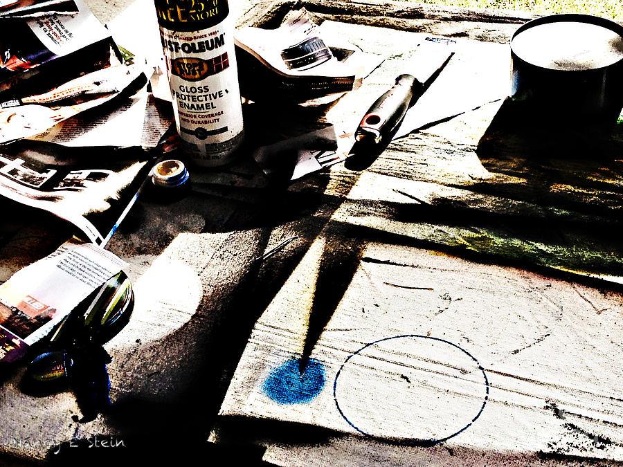 Artist Tools Photograph