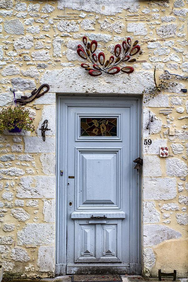 Artistic Door Photograph - Artistic Door by Georgia Fowler