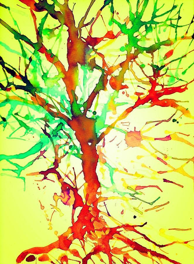 Color Mixed Media - Artistree by Joseph Ferguson