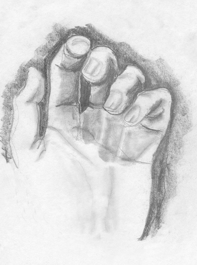 artist s hand drawing by alan mccormick