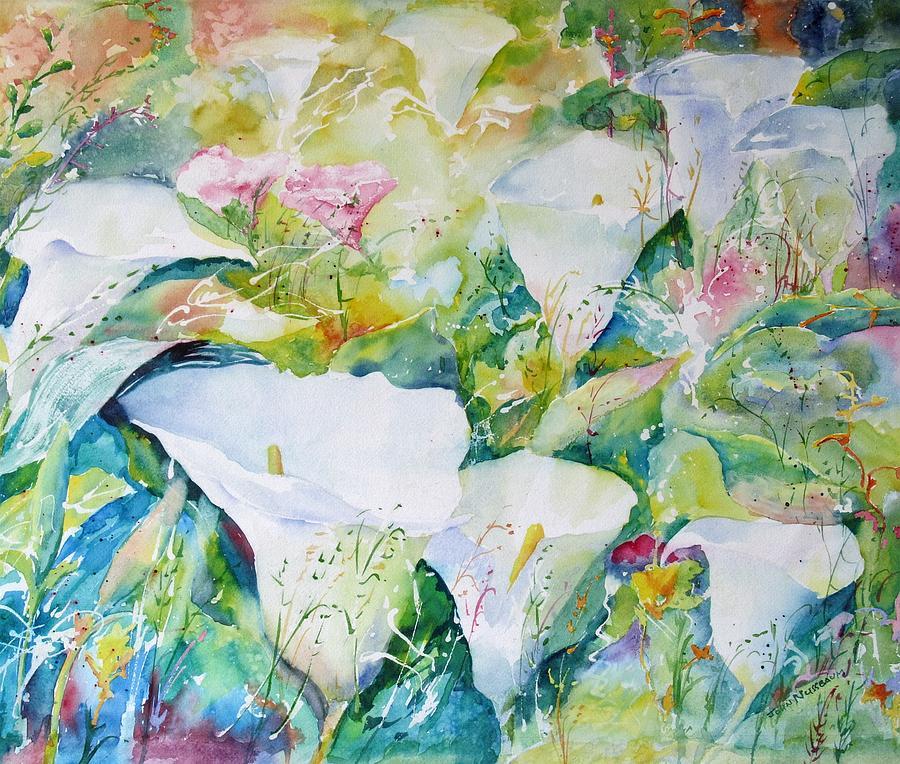 Arum Glade by John Nussbaum