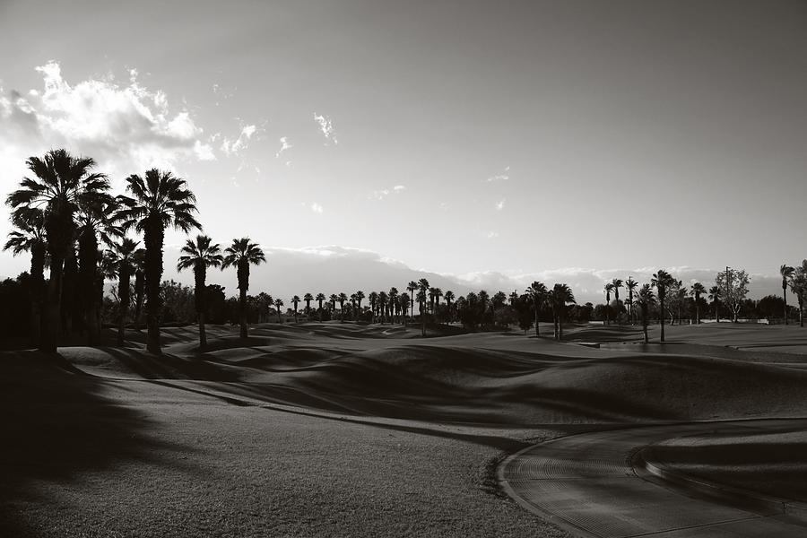 Palm Desert Photograph - As Shadows Spread Across The Land by Laurie Search
