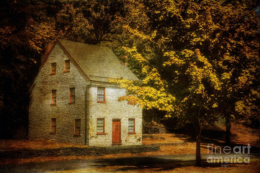 House Photograph - As The World Passes By by Lois Bryan