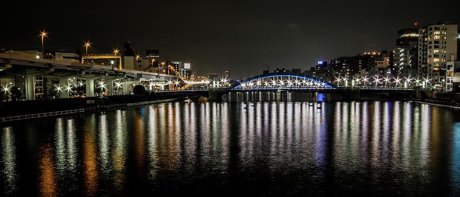 Asakusa Azumabashi Bridge Photograph by Manuel Ascanio