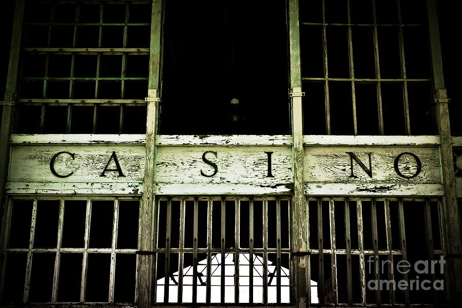 Casino Photograph - Asbury Park Casino by Colleen Kammerer