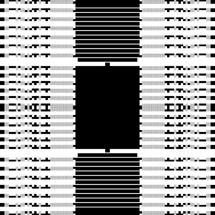 Ascii 06 digital art by rozita fogelman for Ascii decoration