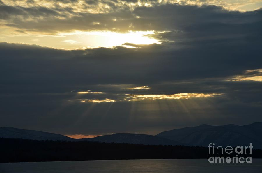 Water Photograph - Ashokan Reservoir 9 by Cassie Marie Photography
