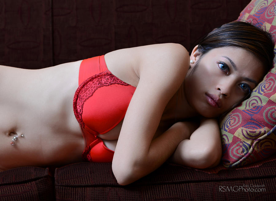 Best of Chinese Red Bra