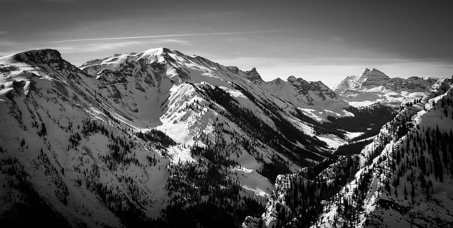 Aspen Winter Photograph