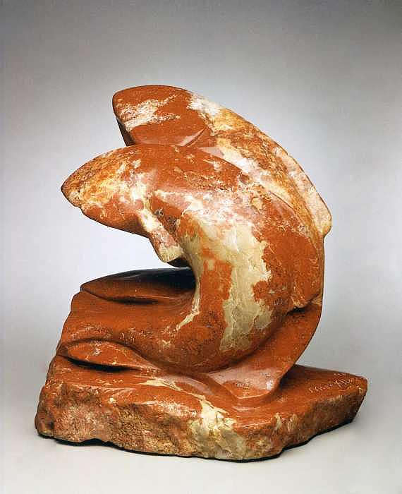 Fish Sculpture - Aspire by Mark Yale Harris