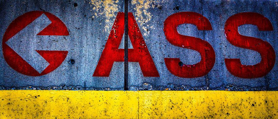 Foundation Photograph - ASS by Bob Orsillo
