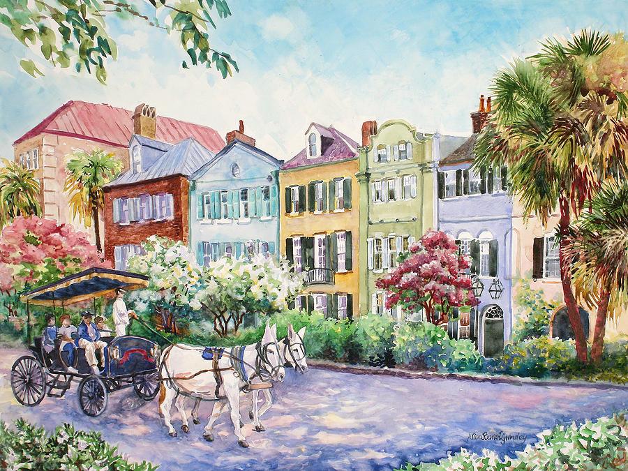 Paintings Of Oriental Homes