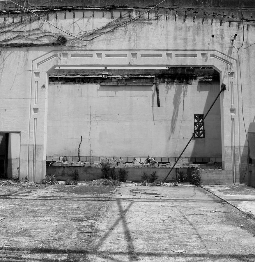 Assembly Photograph - Assembly Bw by Elizabeth Sullivan