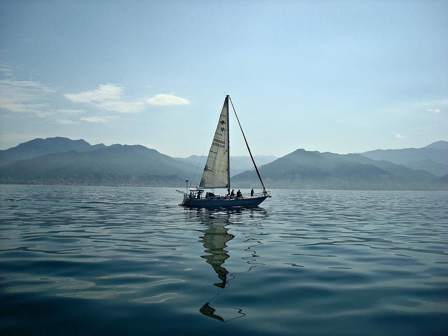At Sea Photograph