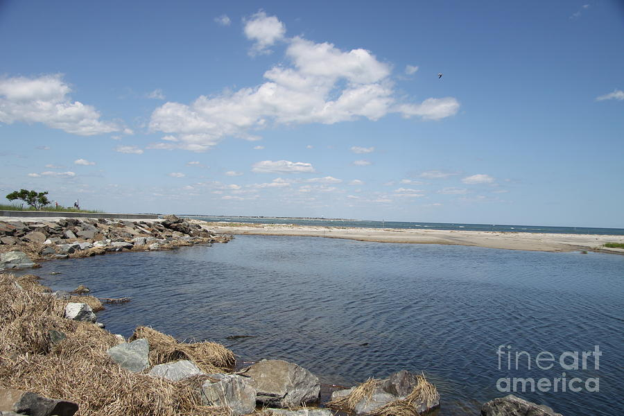 Bay Photograph - At The Bay  by Christiane Schulze Art And Photography