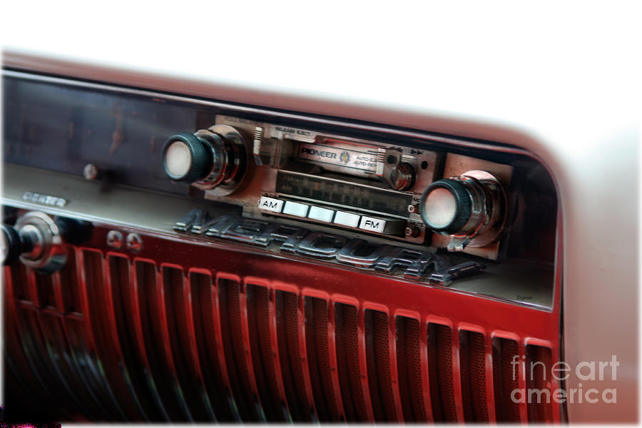 Car Photograph - At The Sound Of Mercury  by Steven Digman