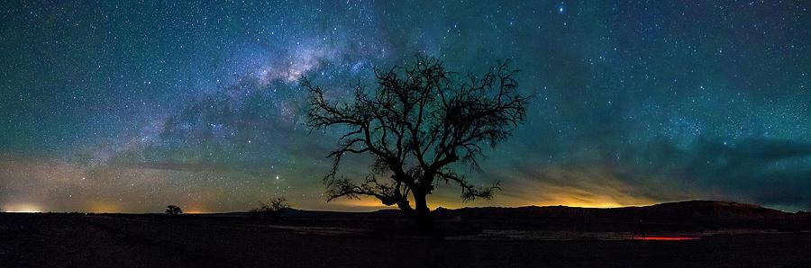 Atacama Desert Night Sky Photograph by Adhemar Duro