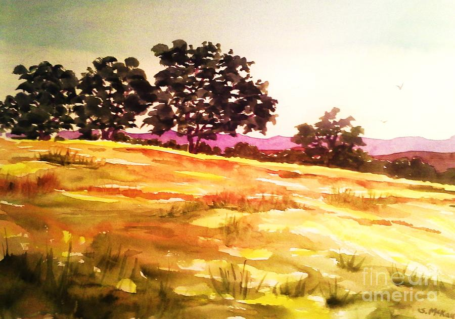 Atascadero Gold by Suzanne McKay