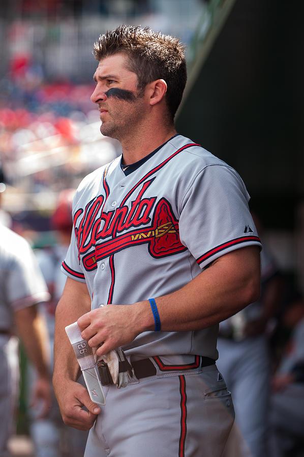 Atlanta Braves v Washington Nationals Photograph by Rob Tringali