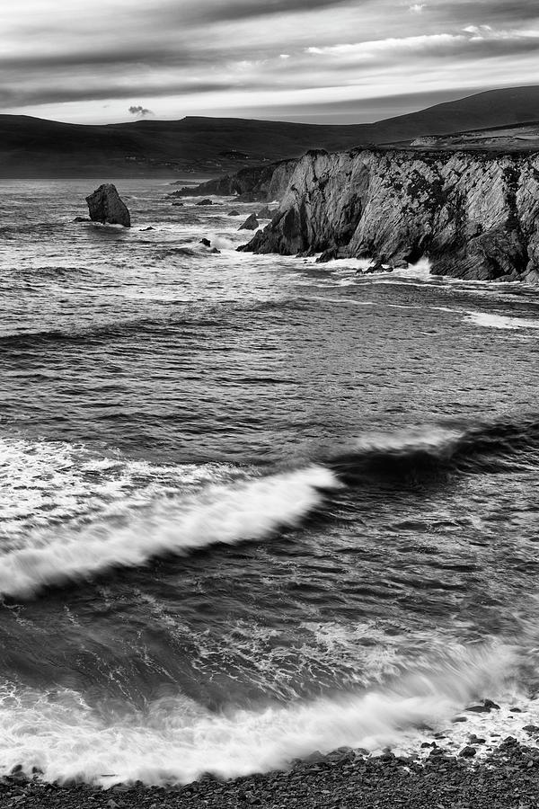 Atlantic Drive On Achill Island Photograph by Richard Cummins
