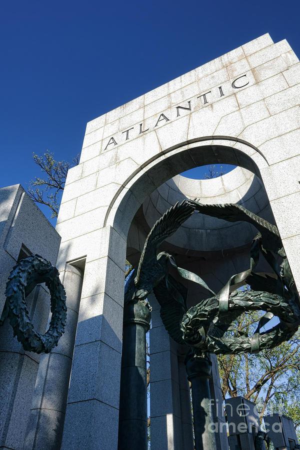 Atlantic Photograph - Atlantic by Olivier Le Queinec
