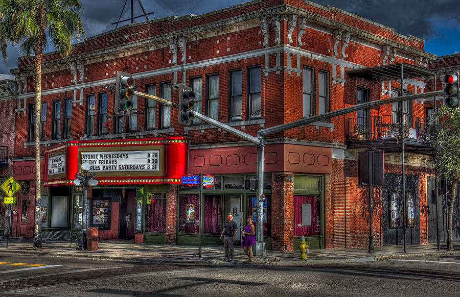 Old Building Photograph - Atomic Wednesdays by Marvin Spates
