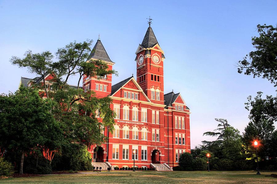 Auburn University Photograph - Auburn by JC Findley