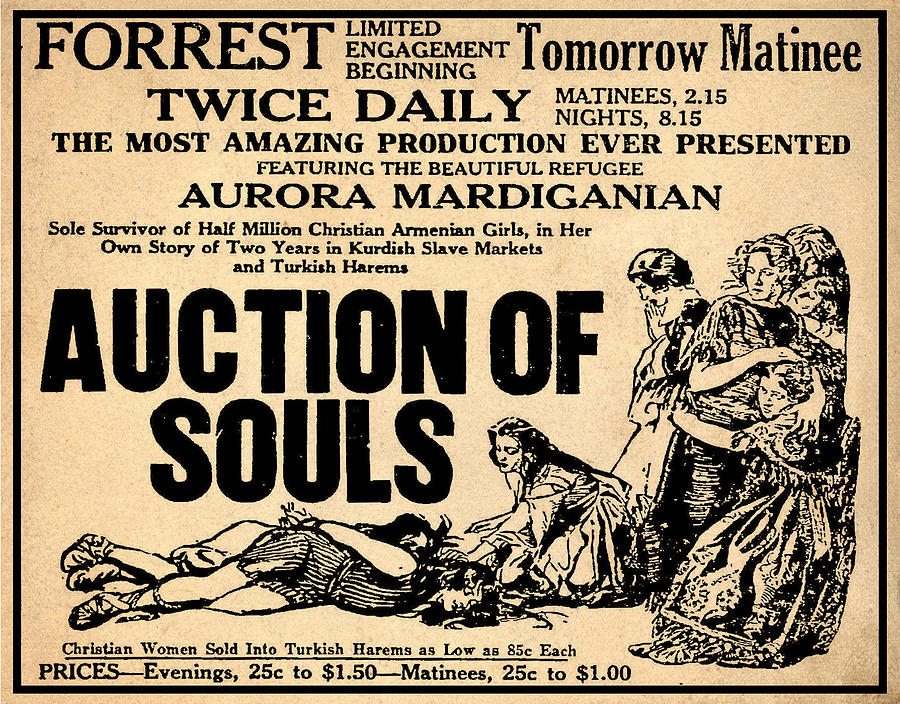 Forrest Photograph - Auction Of Souls by Bill Cannon
