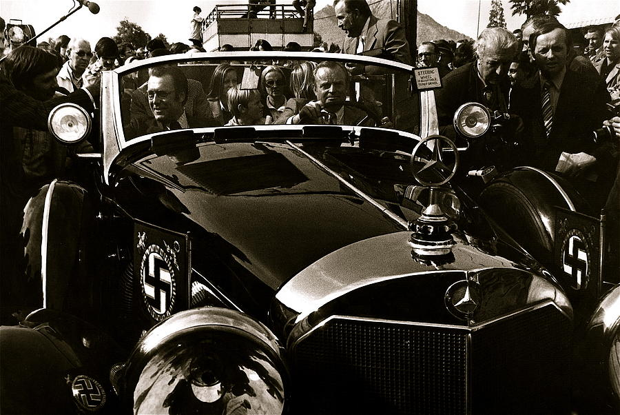 Car Auction Apps >> Auction Sale Last Ride Adolf Hitler's Model 770-k 1941 Mercedes-benz Touring Car Scottsdale Az ...