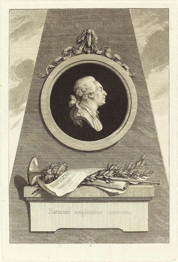 Augustin Drawing - Augustin De Saint-aubin After Piat Joseph Sauvage French by Quint Lox