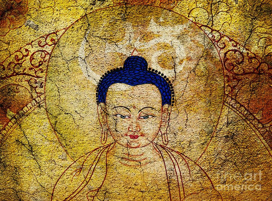 Buddha Photograph - Aum Buddha by Tim Gainey