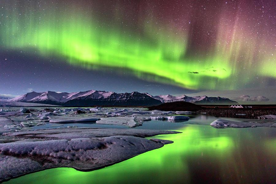 Aurora Borealis On Iceland Photograph by Sascha Kilmer